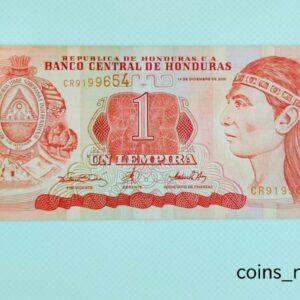 Honduras Banknote