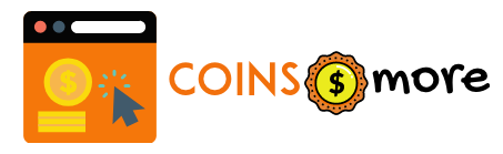 website logo coinsnmore