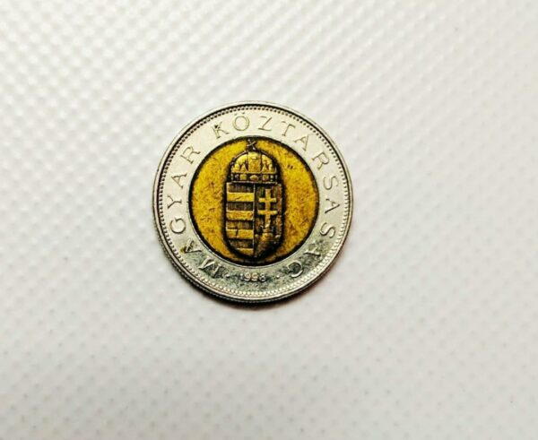 Hungary foreign coin