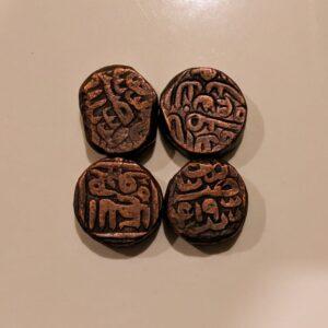 Gujarat state coin
