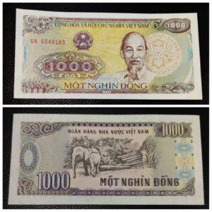 1000 Vietnam Dong