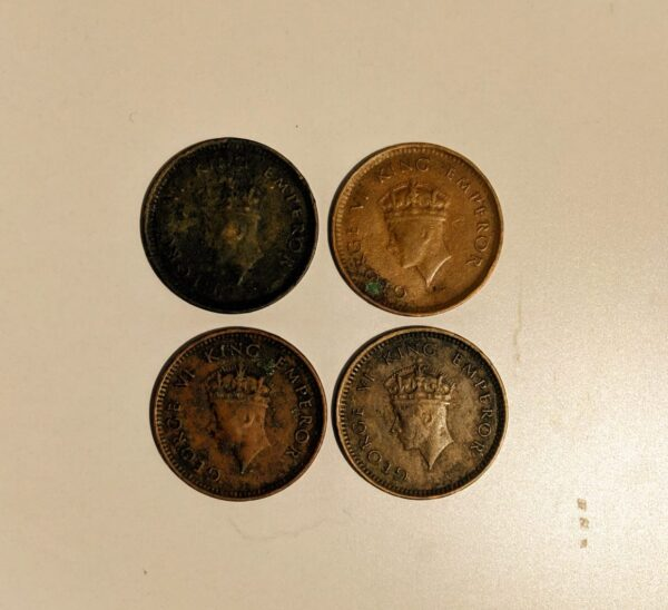 old coin value