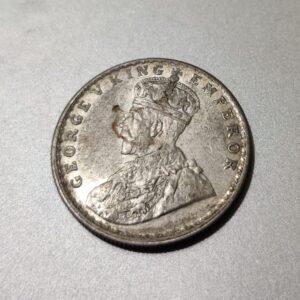 1919 Silver coin