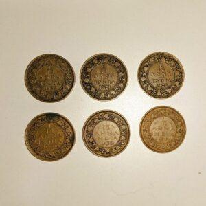1/12 Anna British India Coin