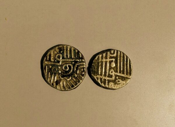 Silver coin sale