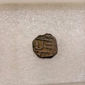 Ancient Shivaji coin