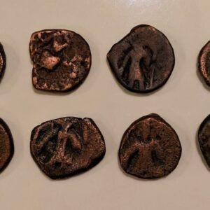 Kushan Dynasty coins
