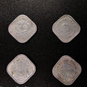 5 Paise Commemorative coin set