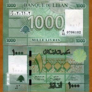Lebanon 1000 Livers 2011