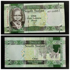 One Pound South Sudan