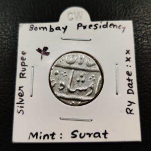 Shah Alam II Bombay Presidency RY Date xx