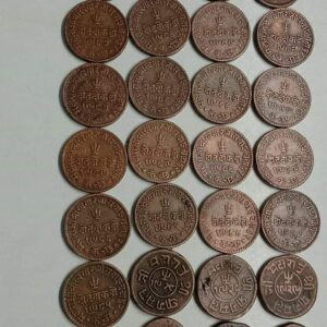 Kutch coins full set of 36 coins