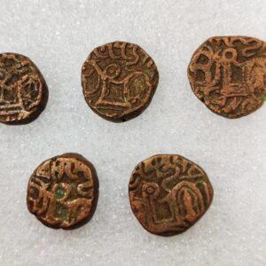 Hindu Shahi Dynasty Samanta deva 850-1000 AD